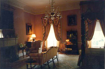 On Inauguration Morning, January 20, 1993, President Elect Clinton And Vice  President Elect Gore Talk With Me In The Blair House Guest Residence Across  From ...