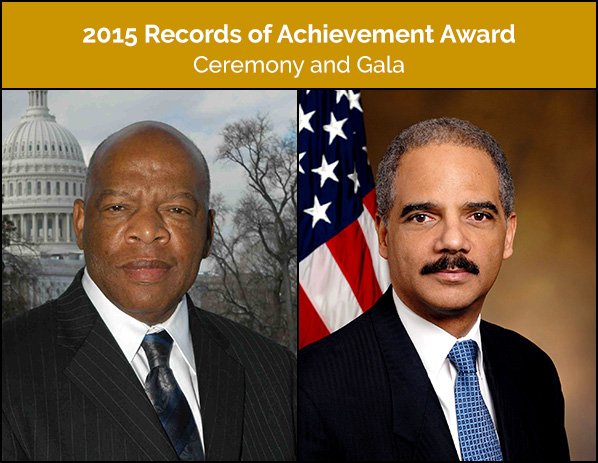 Taylor Branch - 2015 Records of Achievement Award Ceremony and Gala