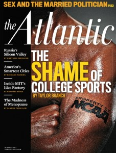 The Shame of College Sports